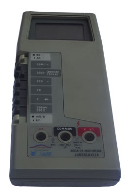 MULTIMETER_8022A-VB